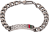 Мужской браслет Gucci Silver Men Bracelet YBA295676001