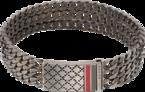 Мужской браслет Gucci Silver Men Bracelet YBA310482001