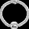 Браслет Gucci Craft Silver Bracelet YBA311096001