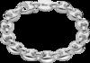 Браслет Gucci Marina Chain Silver Bracelet YBA325830001