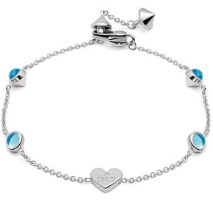 Браслет Gucci Silver Trademark Bracelet YBA325839001
