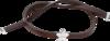 Браслет Gucci Silver Trademark Bracelet YBA326035001