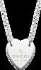 Ожерелье Gucci Silver Trademark Necklace YBB223512001