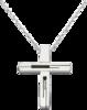 Ожерелье Gucci Silver Branded Necklace YBB228364001