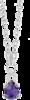 Ожерелье Gucci Horsebit Cocktail Necklace YBB235909003