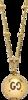 Ожерелье Gucci Icon Bold Necklace YBB246502001