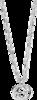 Ожерелье Gucci Interlocking Silver Necklace YBB295710001