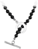 Ожерелье Gucci Silver Boule Necklace YBB298694001