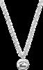 Ожерелье Gucci Craft Silver Necklace YBB311095001