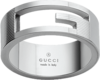 Кольцо Gucci Silver Branded Ring YBC032661001