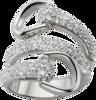 Кольцо Gucci Horsebit White Gold Ring YBC234541001