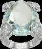 Кольцо Gucci Horsebit Cocktail Ring YBC235916001