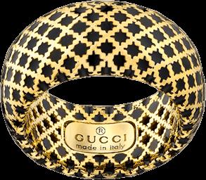 Кольцо Gucci Diamantissima Yellow Gold Ring YBC284722002