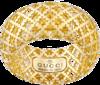 Кольцо Gucci Diamantissima Yellow Gold Ring YBC284900001