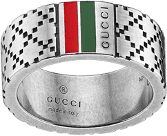 Мужское кольцо Gucci Silver Men Ring YBC295675001
