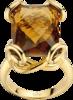 Кольцо Gucci Horsebit Cocktail Ring YBC297841001