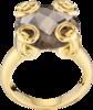 Кольцо Gucci Horsebit Cocktail Ring YBC298375002