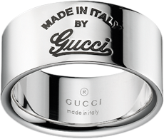 Кольцо Gucci Craft Silver Ring YBC310512001