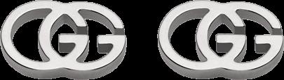 Серьги Gucci Icon GG Tissue Earrings YBD094074001