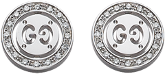 Серьги Gucci Icon Twirl Earrings YBD223727001