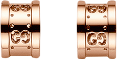 Серьги Gucci Icon Twirl Earrings YBD223729001