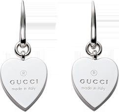 Серьги Gucci Silver Trademark Earrings YBD223993001