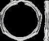 Серьги Gucci Bamboo Silver Earrings YBD272651001