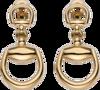 Серьги Gucci Horsebit Yellow Gold Earrings YBD286655002