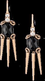 Серьги Gucci Horsebit Cocktail Earrings YBD298188001