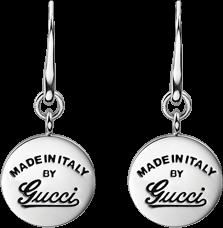 Серьги Gucci Craft Silver Earrings YBD311091001