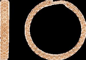 Серьги Gucci Diamantissima Yellow Gold Earrings YBD325802001