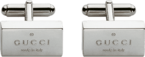 Запонки Gucci Silver Others Cufflinks YBE011099001