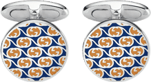 Запонки Gucci Silver Others Cufflinks YBE298822001