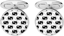 Запонки Gucci Silver Others Cufflinks YBE298822002