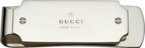 Зажим для денег Gucci Silver Others Moneyclip YBF228129001