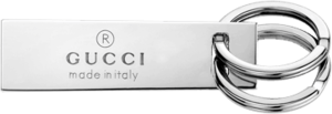 Брелок Gucci Silver Others Keyring YBF284875001