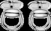 Запонки Gucci Silver Others Cufflinks YBF284881001