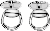 Запонки Gucci Silver Others Cufflinks YBF284881001
