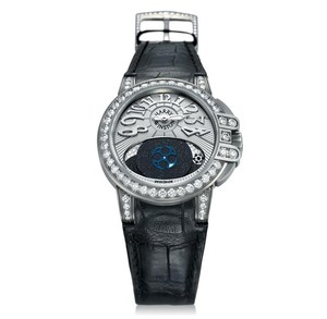 Harry Winston Lady Z 400 / UAMP36ZL.W / D3.1