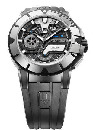 Harry Winston Ocean Collection Sport Chronograph Limited Edition 411 / MCA44ZC.K2