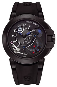 Harry Winston Project Z6 Black Edition 400 / MMAC44ZKC.K2