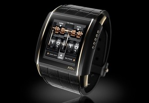 HD3 Complication SLYDE Rose Gold Black