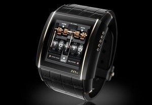 HD3 Complication SLYDE Full Black Rose Gold