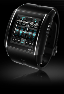 HD3 Complication SLYDE Titanium PVD