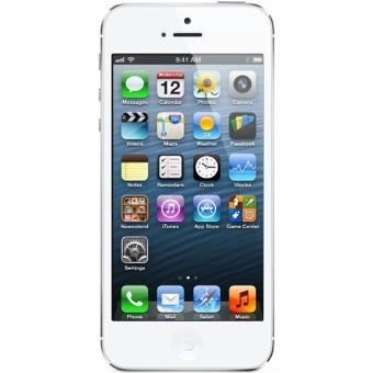 iPHONE 5 64 Gb белый