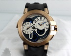 Harry Winston Ocean Dual Time 400/MCRA44RC.K2