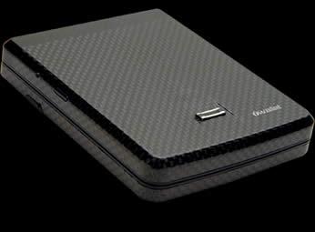 Бумажник iWallet Carbon Fibre