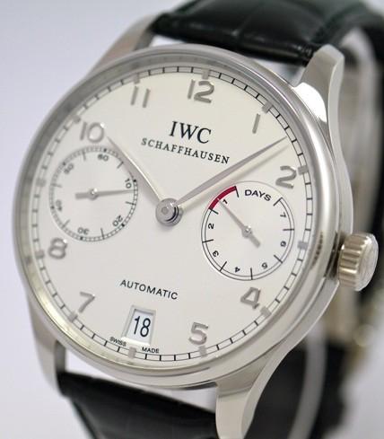 IWC Portuguese Automatic IW500104