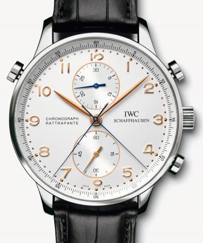IWC Portuguese Split-Second Chronograph IW371202