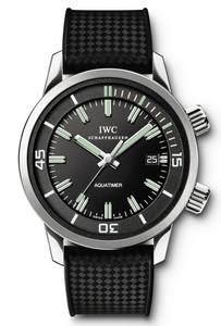 IWC Vintage Aquatimer Automatic (Steel) IW323101